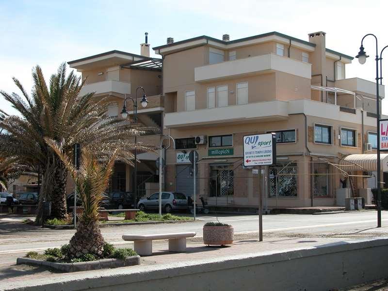 Affitto appartamento fronte mare Tarquinia Lido – AFF225